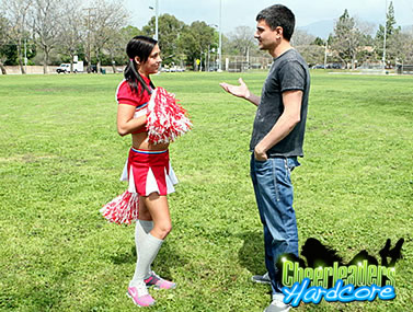 Naughty Cheerleaders Scene 1 2