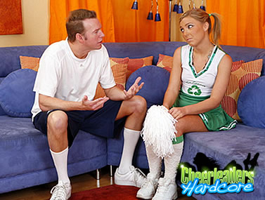 Naughty Cheerleaders Scene 2 2