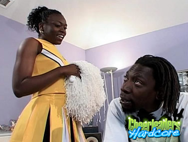Ebony Cheerleaders 7 Scene 4 1