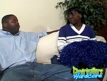 Ebony Cheerleaders 9 Scene 2 1